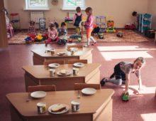Порядок распределения детей в детские сады