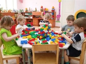 Принципы расределения в детский сад