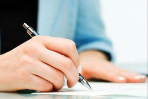 Правила составления заявления на отпуск за свой счет