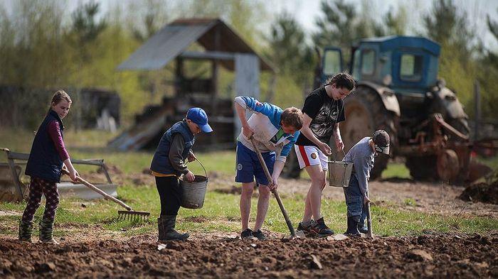 Законы о получении земли или компенсации многодетными семьями