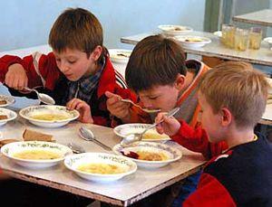 Размер оплаты льготного питания в школах