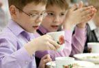 Как опалатить питание в школе