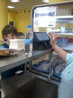 Способы оплаты питания в школе