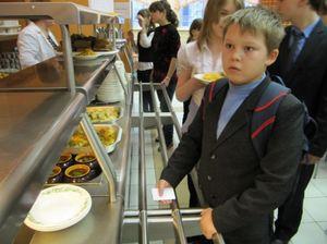 Стоимость оплаты питания в школе