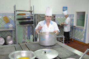 Контроль организации питания в детском саду