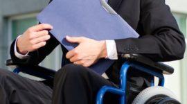 Деление групп инвалидности на рабочую и нерабочую