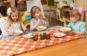 Что входит в стоимость детского сада