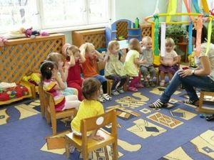 Средняя оплата за детский сад