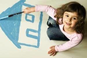 Как выделить долю недвижимости при использовании материнского капитала