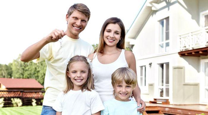Какую долю необходимо выделить детям при использовнии материнского капитала на покупку жилья
