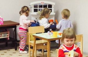Что должно содержаться в заявлении на постановку в очередь в детский сад