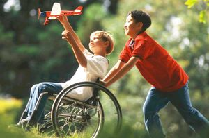 Порядок взыскания алиментов на ребенка-инвалида