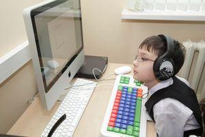 Организация работы дистанционной школы для детей-инвалидов