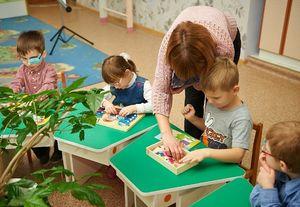 Принципы работы с детьми-инвалидами в ДОУ