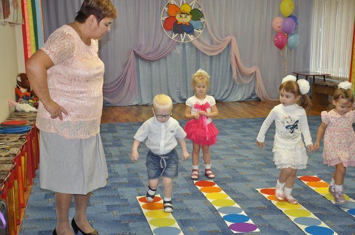 Работа с детьми-инвалидами в детском саду