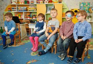 Виды детских садов для детей с ограниченными возможностями