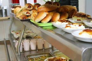 Используемые нормы при составлении меню питания в школах