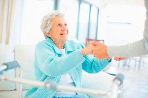 Отказ от патронажа над пожилым человеком