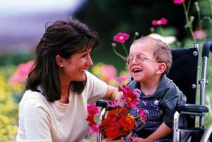 Финансовая помощь детям-инвалидам