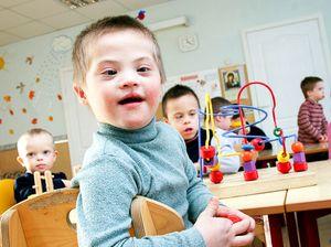 Помощь детям-инвалидам в получении образования