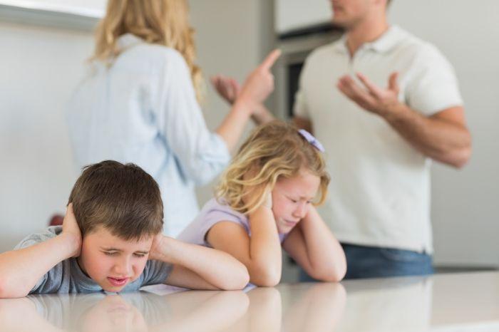 Какие документы потребуются при разводе при наличии несовершеннолетних детей