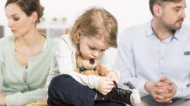 Как подавать на развод, если есть несовершеннолетний ребенок