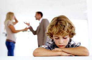 Сколько стоит развод при наличии несовершеннолетних детей