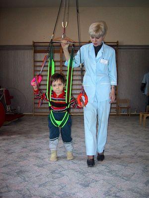 Методы реабилитации детей-инвалидов