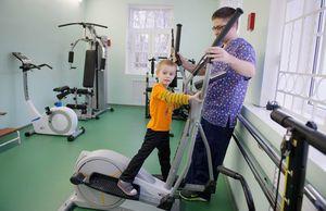 Направления реабилитации детей-инвалидов
