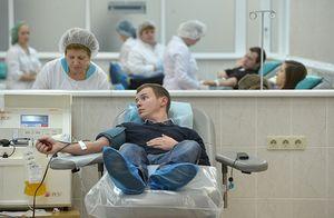 Пункты сдачи крови и ее компонентов в Москве