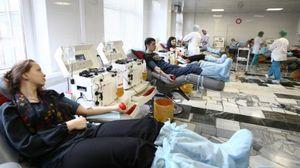 Сдача крови в Москве за деньги