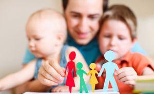 Усыновление и удочерение детей