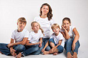 Льготы при рождении 4 ребенка