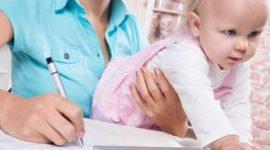 Порядок досрочного выхода из отпуска по уходу за ребенком до 3 лет