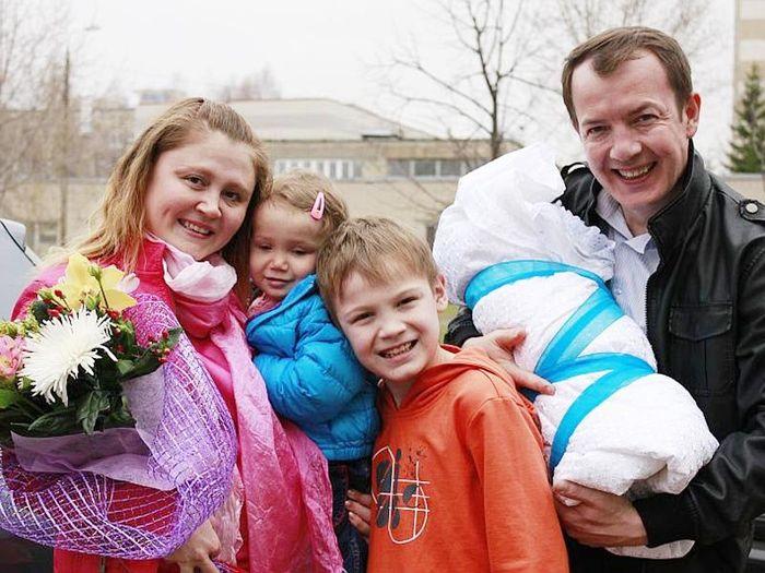Законы Нижегородской области о социальной поддержке многодетных семей