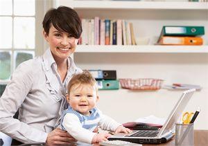 Можно ли работать в декретном отпуске, какие условия необходимо при этом соблюдать