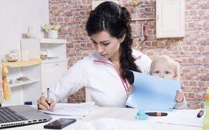 Условия работы для женщины в декретном отпуске