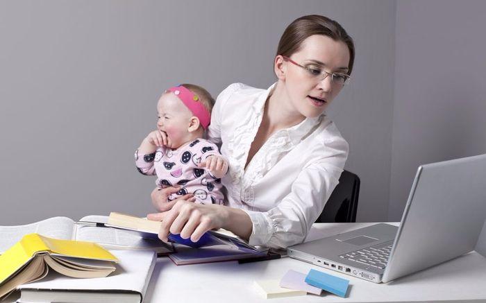 Увольнение женщины с ребенком до 14 лет