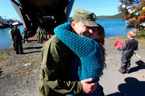 Законы РФ о предоставлении отпусков военнослужащим по контракту