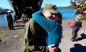 Отпуск жене военнослужащего