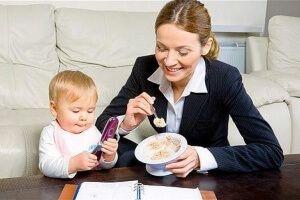 Права матери-одиночки на работе