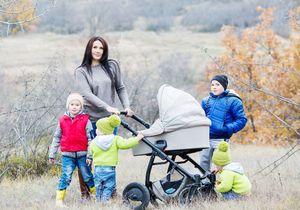 Документы для оформления пенсии многодетным матерям