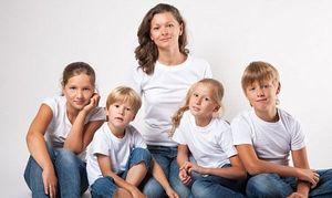 Как идут на пенсию женщины имеющие 3 х детей