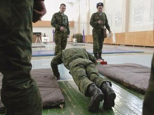 Виды отпусков военнослужащих