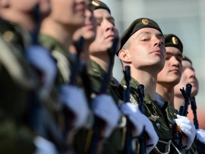 Обеспечение военнослужащих